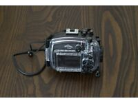 Underwater Housing for Sony RX100 Mark IV