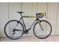 Cyclocross Bike - Ridley X-night in Carbon Fibre Frame and Forks