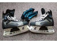 CCM Externo E10 Hockey Ice Skates Size UK 7 (EU 40.5)