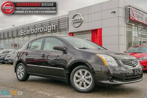 2012 Nissan Sentra 2.0 S (CVT)-ACCIDENT FREE / LOW LOW KM'S!!!!