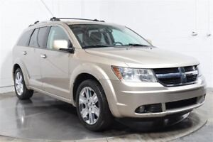 2009 Dodge Journey R/T AWD V6 CUIR TOIT 7 PASSAGERS