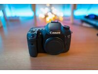 Canon 7D DSLR (Body only)