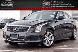 2013 Cadillac ATS RWD|Leather|Bluetooth|Heated Front Seats|Keyle