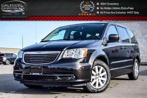 2015 Chrysler Town & Country Touring 3 Zone Air And Heat Control