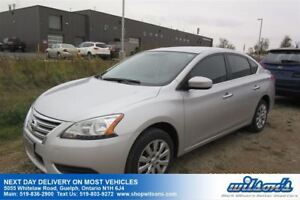 2013 Nissan Sentra SV ONE OWNER! CRUISE CONTROL! POWER PACKAGE!