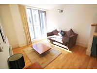 A bright and airy one bedroom flat in King's Cross