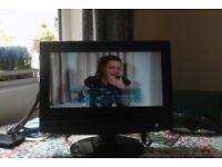 LCD TV/DVD 15 inch