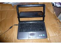Dell laptop duo (use is as a laptop or netbook ) very smart