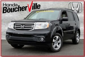 2014 Honda Pilot EX-L AWD Cuir Camera Bluetooth Bancs Chauffants