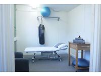 Studio Treatment Space for rent