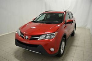 2013 Toyota RAV4 XLE, Roues en Alliage, Camera Retroviseur, Blue