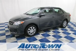 2011 Toyota Corolla CE/CLEAN HISTORY/KEYLESS ENTRY/LOW KM