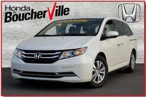 2014 Honda Odyssey EX  WOW !! Voiture Impeccable