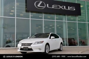 2013 Lexus ES 350 TOURING * NAVIGATION PANORAMIC ROOF