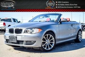 2009 BMW 1 Series 128i|Convertible|Power Top|Bluetooth|Heated Fr