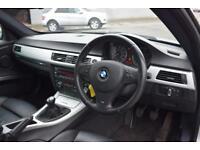 BMW 3 SERIES 2.0 320D M SPORT 2d 181 BHP (silver) 2011