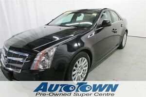 2011 Cadillac CTS 3.0L *LOCAL TRADE - PANOROOF - BOSE - HEATED M