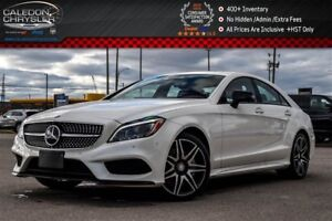 2017 Mercedes-Benz CLS-Class CLS 550|4Matic|Navi|Pano Sunroof|36