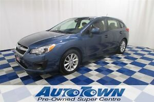 2013 Subaru Impreza 2.0i TOURING PACKAGE/HEATED SEATS/ALLOY WHEE