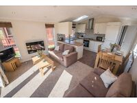 Lodge for sale at Yaxham Waters Holiday Park Norfolk waterside location Free Fishing & Steam trains!