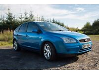 Ford Focus 1.8 diesel Blue