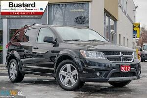 2012 Dodge Journey SXT | UCONNECT | ALLOYS | HEATED SEATS |