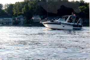 CRUISER BOAT FOR SALE - PERFECT CONDITION Cornwall Ontario image 4