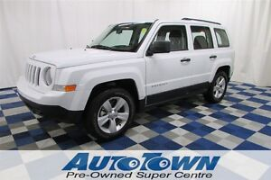 2016 Jeep Patriot Sport/NorthCLEAN HISTORY/LOW KM/ALLOY WHEELS!!