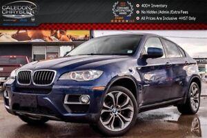 2014 BMW X6 xDrive35i|Navi|Sunroof|Backup Cam|Bluetooth|Leathe