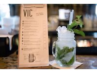 Bar Supervisor - The Vic - St Andrews