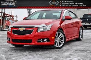 2013 Chevrolet Cruze LT Turbo|Sunroof|Leather|Heated Front Seats