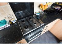 Kitchen Good Condition - Hobs, Shelves, Oven, Sink, Kitchen Top, £225