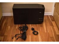 Bose Powered Accoustimass 30 Series II Speaker System/Subwoofer Black Module