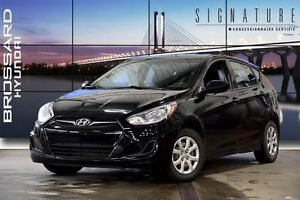 2012 Hyundai Accent L BAS MILLAGES