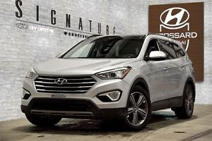 2013 Hyundai Santa Fe XL Limited 6 PASSAGERS CUIR TOIT OUVRANT G