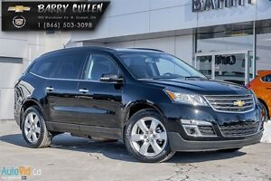 2016 Chevrolet Traverse LT AWD*Roof*Heated seats*Rear cam