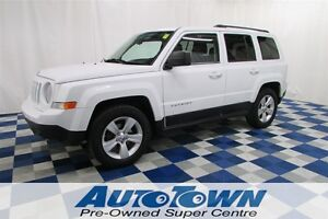 2012 Jeep Patriot SPORT/ACCIDENT FREE/ONE OWNER/LOW KM
