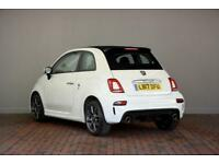 ABARTH 595 1.4 T-Jet 145 [Bluetooth, Dab Radio] 2dr (white) 2017