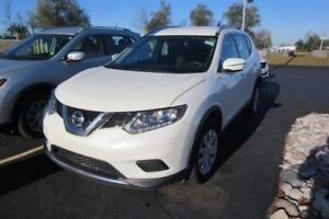 2015 Nissan Rogue S AWD! REAR CAMERA! BLUETOOTH! POWER PACKAGE!