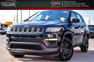 2018 Jeep Compass New Car Sport|4x4|Backup Cam|Bluetooth|R-Start