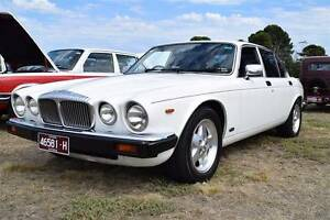 1981 Jaguar XJ6 / Daimler Sovereign Luxury Saloon - Best in Aus Williamstown North Hobsons Bay Area Preview