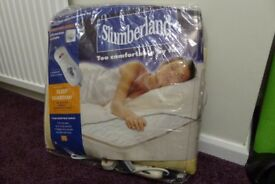 Slumberland Electric blanket