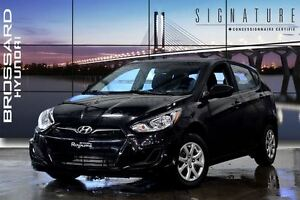 2012 Hyundai Accent L AUTOMATIQUE GARANTIE PROLONGÉE 2019