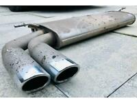 !*Audi A3 S Line Factory Exhaust / Backbox!* Tips Included*! Complete!* A3 / a3!*
