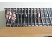 X files Collectors Edition DVD's & Magazines