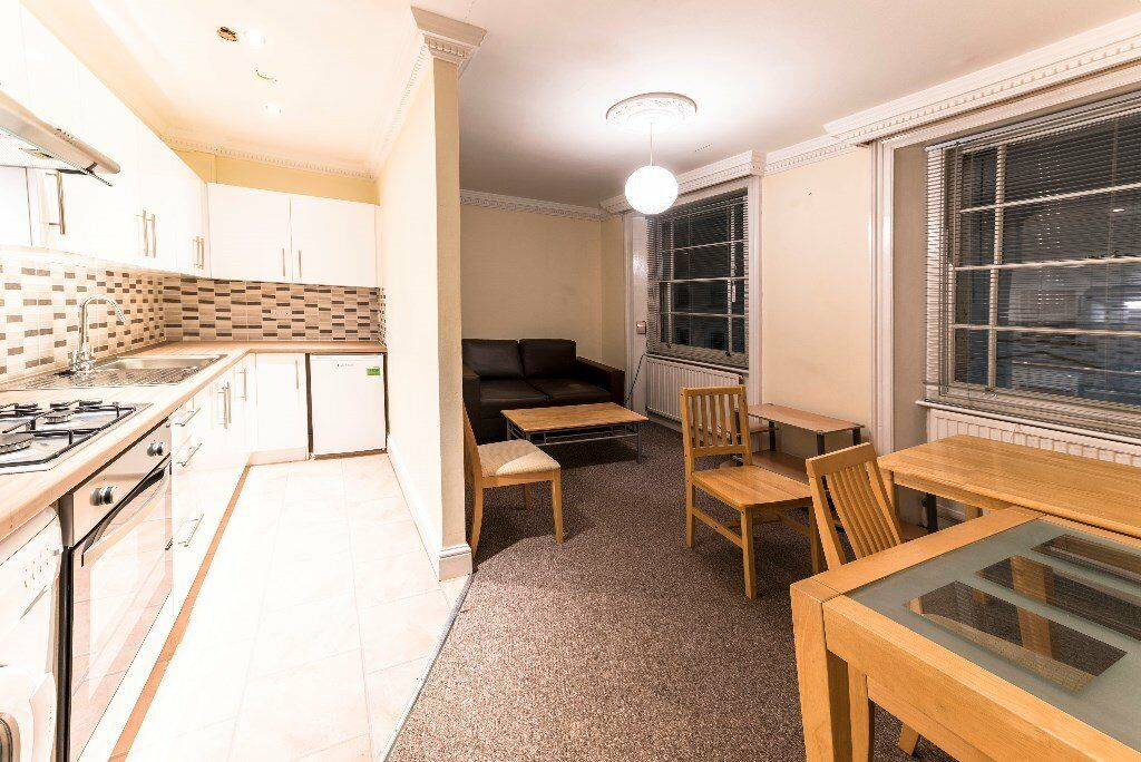 Great value new one bedroom flat in Swiss Cottage.