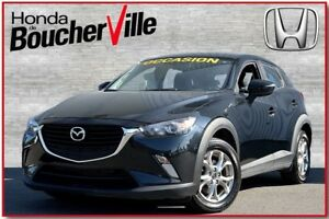 2016 Mazda CX-3 GS  AWD  Cuir Camera  Bluetooth Bancs Chauffants