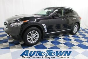 2012 Infiniti FX35 PREMIUM/SPORT/SUNROOF/MEMORY SEATS/REAR VIEW