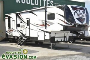 2018 XLR by Forest River 29DK5 FIFTH WHEEL CARGO