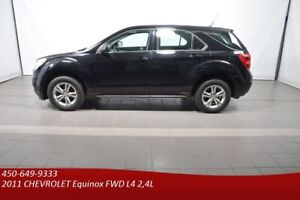 2011 Chevrolet Equinox FWD REGULATEUR DE VITESSE
